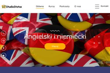 """Studio Językowe """"Status"""" - Kurs niemieckiego Dzierżoniów"""