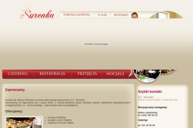 Syrenka - Usługi Kulinarne Radlin
