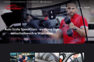 Auto Szyby SpeedGlass - Przyciemnianie Szyb w Samochodzie Warszawa