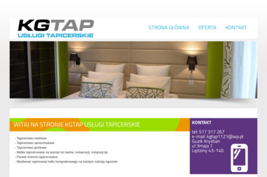 KGTAP - Tapicer Samochodowy Lędziny