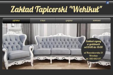 Wehikuł - Tapicer Wrocław