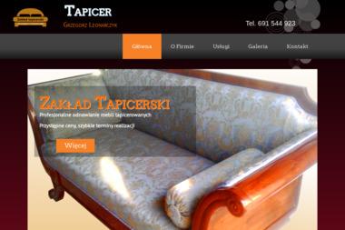 Zakład Tapicerski Grzegorz Leonarczyk - Tapicer Opole