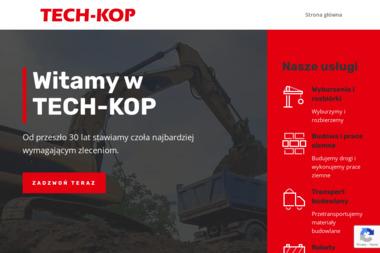 TECH-KOP - Żwir Przemyśl