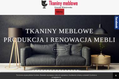 Urszula Wiśniewska - Tapicer Bydgoszcz