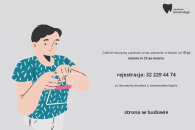 NZOZ Centrum Stomatologii - Dentyści Siemianowice Śląskie