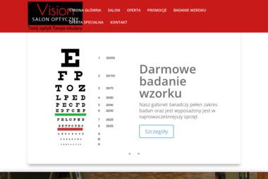 Vision - Okulary, oprawy, optycy Świdnica