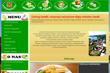 Restauracja Wigraszek - Gastronomia Nowinka