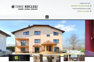 Noclegi Rzeszów Jasionka - Noclegi Nowa Wieś
