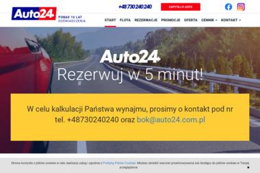 Auto24 - Wypożyczalnia samochodów Jelenia Góra