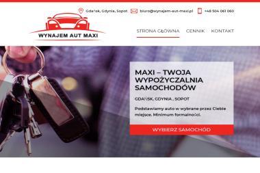 Wynajem Aut Maxi - Wypożyczalnia Samochodów Gdańsk