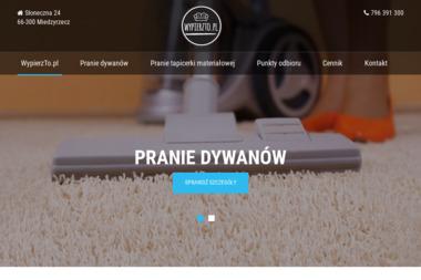 WypierzTo.pl - Pranie Kanapy Międzyrzecz