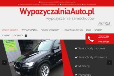 Wypożyczalnia Auto - Wypożyczalnia samochodów Koszalin