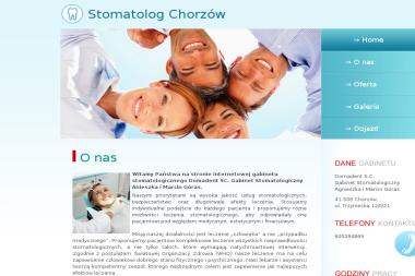 Domadent - Usługi Stomatologiczne Chorzów