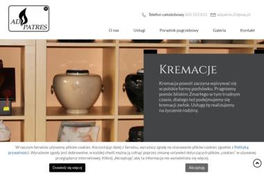 AD PATRES - Kamieniarstwo Kutno