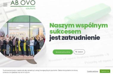 AB OVO SOLUTIONS - Firma Doradztwa Personalnego Wrocław