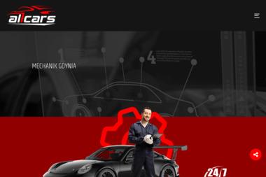 AllCars - Elektryk samochodowy Gdynia