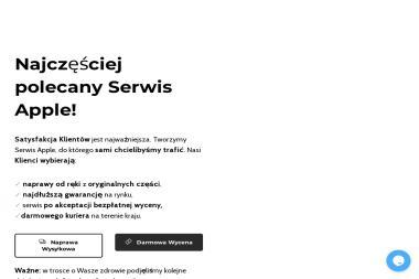 Applefix - Naprawa komputerów Wrocław