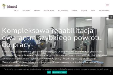 Centrum Medyczne Bimed - Rehabilitanci medyczni Łódź