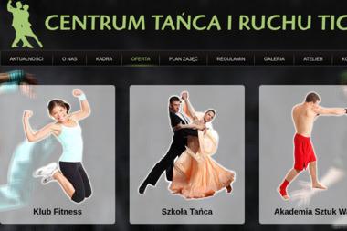 Centrum Tańca i Ruchu TICO - Trener Personalny Opoczno