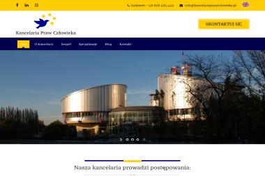 Kancelaria Praw Człowieka - Radca prawny Warszawa
