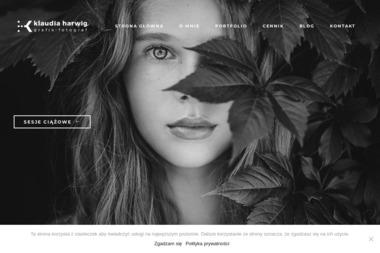 Klaudia Harwig - Grafik, Fotograf - Sesja Zdjęciowa Dzieci Będzin