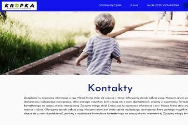 Niepubliczne Przedszkole KROPKA - Przedszkole Suwałki