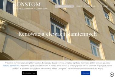 KONSTOM - Konserwatorzy Zabytków Warszawa