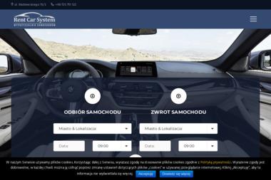 Rent Car System - Wypożyczalnia samochodów - Wynajem Aut Poznań