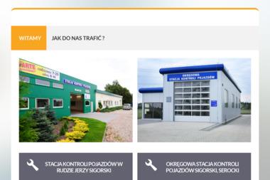 Okręgowa Stacja Kontroli Pojazdów Sigorski, Serocki - Przeglądy i diagnostyka pojazdów Grudziądz