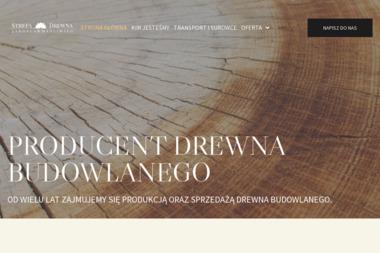 Strefa Drewna - Tarcica budowlana Stanisławów