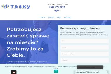 Tasky - Pralnia Kraków