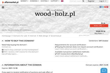 WOOD-HOLZ - Drewno Konstrukcyjne Oborniki