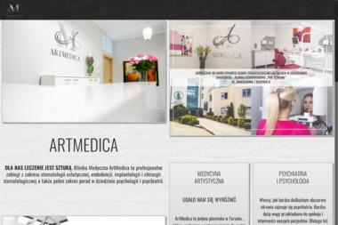 Klinika Medyczna ArtMedica - Protetyk Toruń