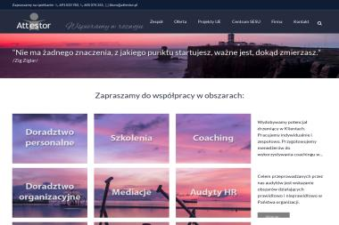 Attestor s.c. - Agencja Rekrutacyjna Wrocław