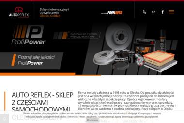 Auto Reflex Katarzyna Jeruć - Ubezpieczenia Sklepu Olecko
