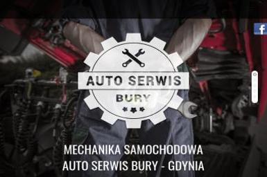 AUTO SERWIS BURY - Elektryk samochodowy Gdynia
