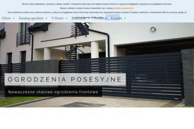 Arkadia s.c. Centrum Ogrodzeń - Ogrodzenia kute Szczecin