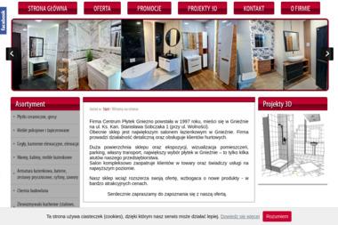 Centrum Płytek Ceramicznych - Wyposażenie łazienki Gniezno