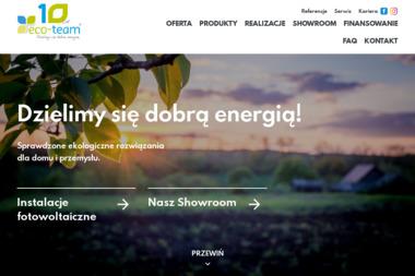 ECO-TEAM SP. Z O. O. SP. K. - Wentylacja i rekuperacja Częstochowa