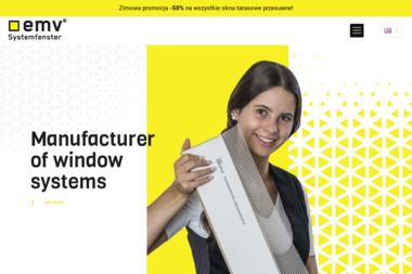 EMV GIESSLER GROUP POLSKA SP Z O O - Sprzedaż Okien Bielsko-Biała