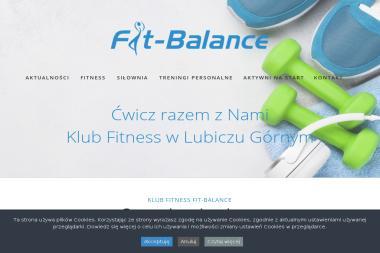 Fit-Balance - Trener personalny Lubicz Górny