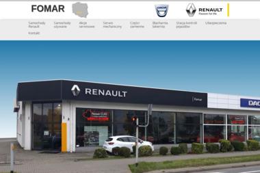 FOMAR - Przeglądy i diagnostyka pojazdów Nysa