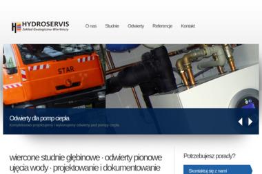 HYDROSERVIS - Studnie głębinowe Poznań