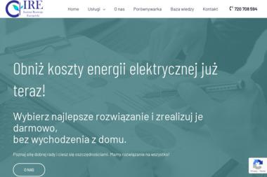 INSTYTUT ROZWOJU ENERGETYKI - Zaopatrzenie w energię elektryczną Olkusz