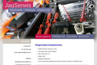 JAG SERWIS - Elektryk samochodowy Dąbrowa Górnicza
