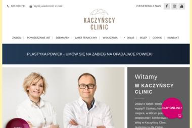 KLINIKA KACZYŃSCY SP Z O O - Prywatne kliniki Warszawa