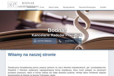 Kancelaria Radcy Prawnego Katarzyna Bodnar - Adwokat Leźno