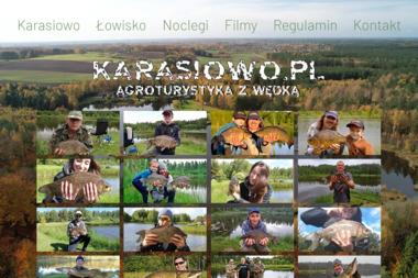 Agroturystyka KARASIOWO - Agroturystyka Kaliska Kościerskie