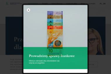 Kancelaria Radców Prawnych Igor Kępiński i Anna Gucka-Kępińska Spółka partnerska - Prawo Karne 80-285 Gdańsk