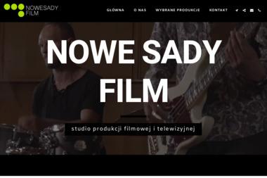 NOWE SADY FILM - TOMASZ PĘDZIESZCZYK - Fotografowanie Łódź